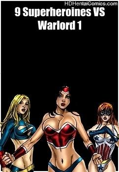 9-Superheroines-VS-Warlord-1001 hentai porn comics