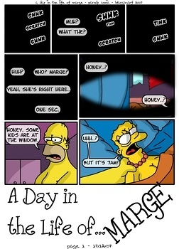 A-Day-In-The-Life-Of-Marge002 hentai porn comics