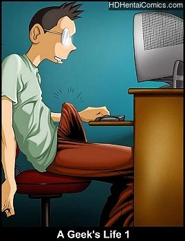 A Geek's Life 1 free porn comic