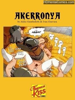 Akerronya porn hentai comics