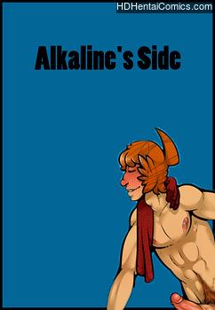 Alkaline's Side porn comic
