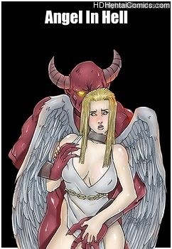 Angel In Hell hentai comics porn