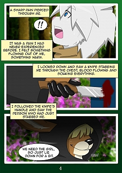Angry Dragon 3 – Flower Of The Forest porn comic