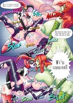 Arkham Asylum - Sex-Madness 028 top hentais free