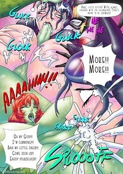 Arkham Asylum - Sex-Madness 030 top hentais free