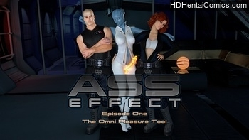 Ass Effect 1 – The Omni Pleasure Tool free porn comic