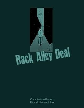 Back Alley Deal hentai comics porn