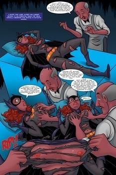 Batgirl Porn