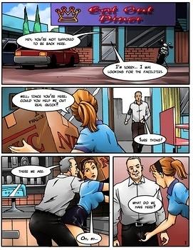 Beelzebabe-3002 hentai porn comics