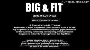 Big & Fit 1 hentai comics porn