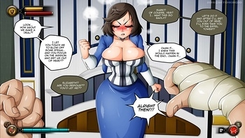 Bioshock Infinite The Comic 011 top hentais free