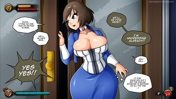 Bioshock Infinite The Comic 013 top hentais free