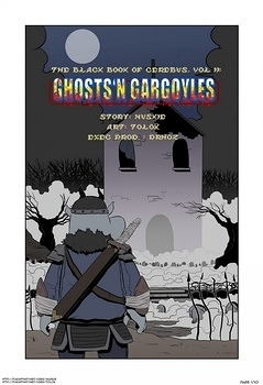 Black Book Of Cerebus 2 – Ghosts N Gargoyles hentai comics porn