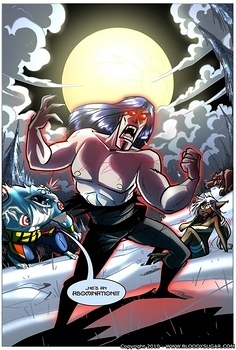 BloodySugar-10010 hentai porn comics
