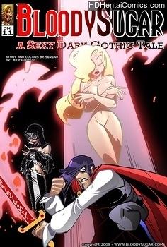 BloodySugar 11 hentai comics porn