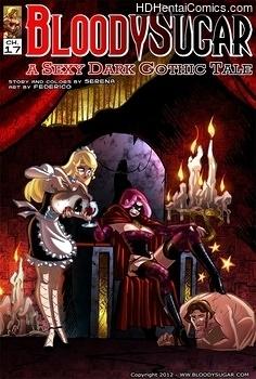 BloodySugar 17 hentai comics porn
