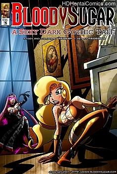 BloodySugar 3 porn comic
