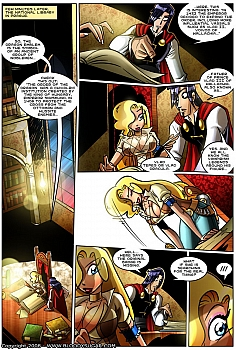 BloodySugar-5003 free sex comic