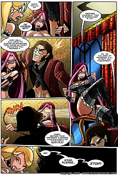 BloodySugar-7007 free sex comic