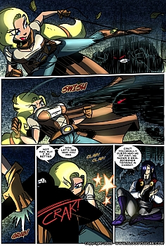 BloodySugar-8011 free sex comic