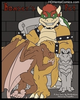 Bowser's Pet 1 hentai comics porn