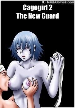 Cagegirl 2 – The New Guard hentai comics porn