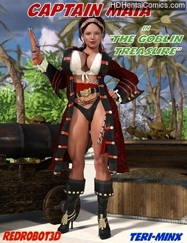 Captain Maia & The Goblin Treasure hentai comics porn