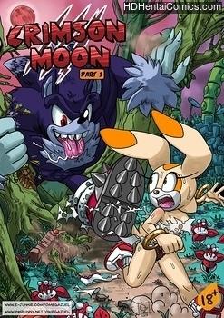 Crimson Moon 1 hentai comics porn