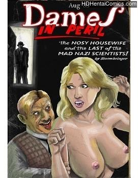 Dames-In-Peril001 free sex comic