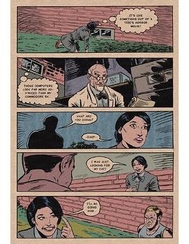 Dames-In-Peril007 free sex comic