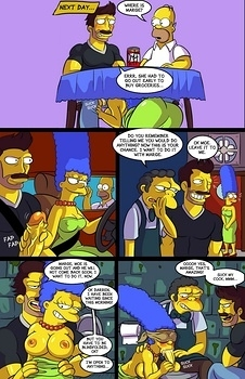 Welcome-To-Springfield007 free sex comic