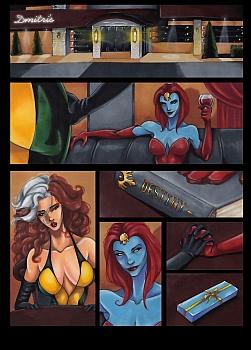 Destiny002 free sex comic