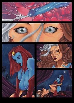 Destiny006 free sex comic
