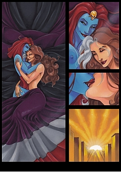Destiny007 free sex comic
