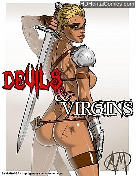 Devils & Virgins porn comic