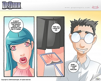 Dr128 free sex comic