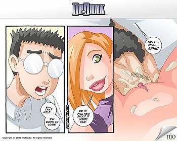 Dr160 free sex comic