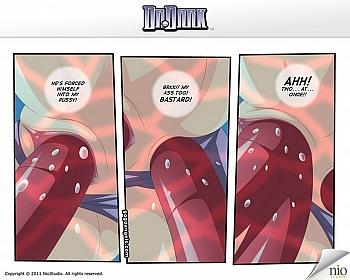 Dr307 free sex comic