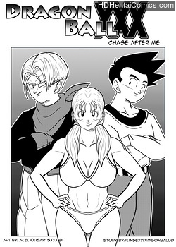 Dragon Ball XXX – Chase After Me free porn comic