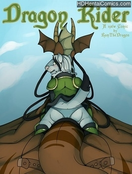 Dragon Rider hentai comics porn