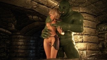 Dungeon-2-First-Contact013 free sex comic