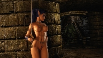 Dungeon-2-First-Contact045 free sex comic