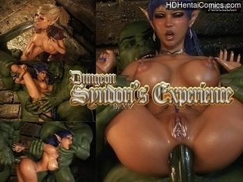 Dungeon 3 – Syndori's Experience free porn comic