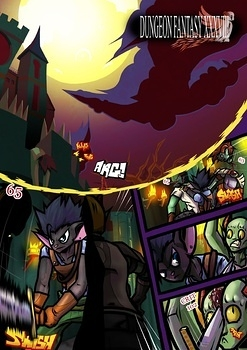 Dungeon-Fantasy-XXXVIII002 hentai porn comics