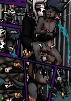 Dungeon-Fantasy-XXXVIII015 hentai porn comics