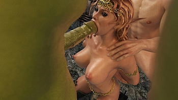 Elven-Desire-Prison-Perils-2012 free sex comic