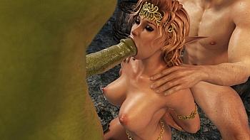 Elven-Desire-Prison-Perils-2014 free sex comic