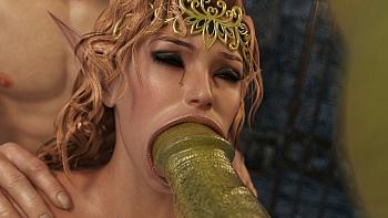 Elven-Desire-Prison-Perils-2015 free sex comic