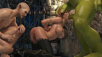 Elven-Desire-Prison-Perils-2017 free sex comic