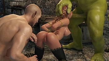 Elven-Desire-Prison-Perils-2018 free sex comic